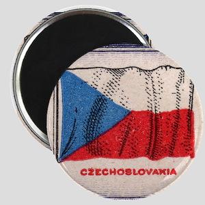 Flag of Czechoslovakia Magnet