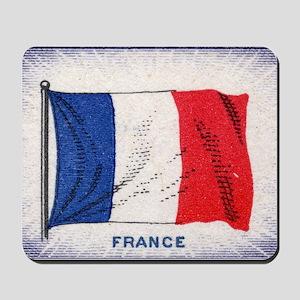 Flag of France Mousepad