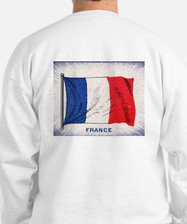 Flag of France Sweatshirt
