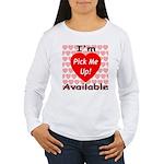 Everlasting Love Heart Women's Long Sleeve T-Shirt