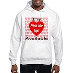 Everlasting Love Heart Hooded Sweatshirt