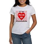 Everlasting Love Heart Women's T-Shirt