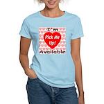Everlasting Love Heart Women's Light T-Shirt