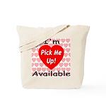 Everlasting Love Heart Tote Bag