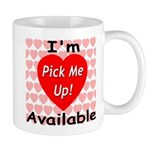 Everlasting Love Heart Mug