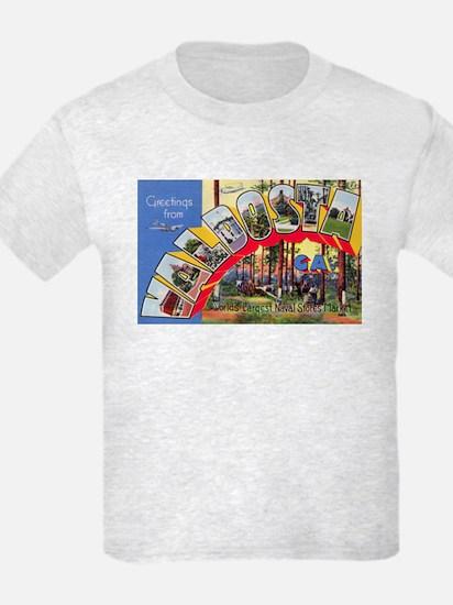 Valdosta Georgia Greetings T-Shirt