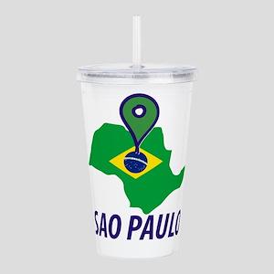 SAO PAULO Acrylic Double-wall Tumbler