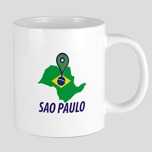 SAO PAULO Mugs