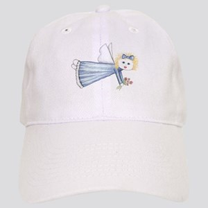 Blue Angelica Angel Cap