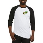 Jamaica Football Flag Baseball Jersey