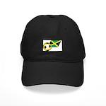 Jamaica Football Flag Black Cap