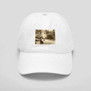 Vintage Motorcycle Hill Climb Cap