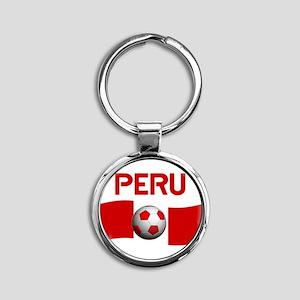PERU FUTBOL 2010 Keychains