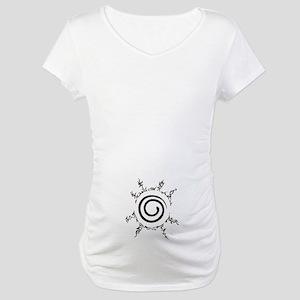 Ninja Seal Maternity T-Shirt