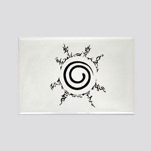 Ninja Seal Rectangle Magnet