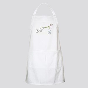Flyball Workout BBQ Apron