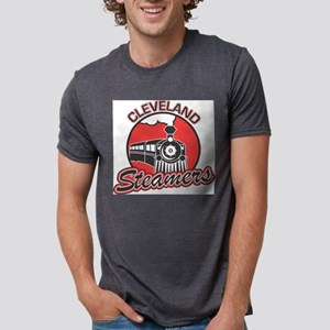 Cleveland Steamers Ash Grey T-Shirt