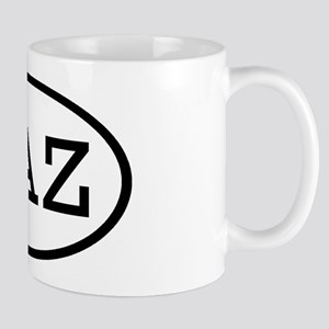 TAZ Oval Mug