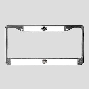 CHOPPER BIKE License Plate Frame
