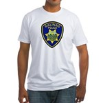 Salinas Police Fitted T-Shirt