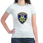 Salinas Police Jr. Ringer T-Shirt