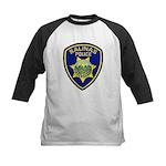 Salinas Police Kids Baseball Jersey