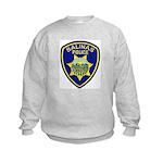 Salinas Police Kids Sweatshirt