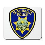 Salinas Police Mousepad