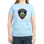 Salinas Police Women's Light T-Shirt