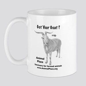 Goat Your Goat? Mug