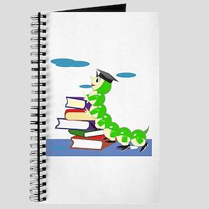 Graduation Bookworm Journal