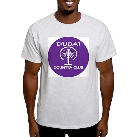 DUBAI COUNTRY CLUB Light T-Shirt