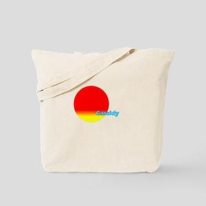 Cassidy Tote Bag