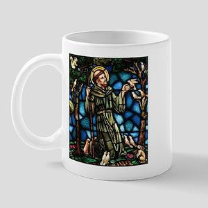 St Francis of Assisi Mug