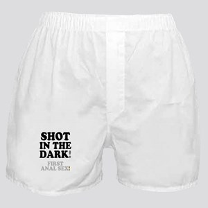 SHOT IN THE DARK - FIRST ANAL SEX! Boxer Shorts