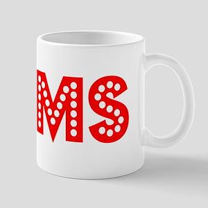 Retro Sims (Red) Mug