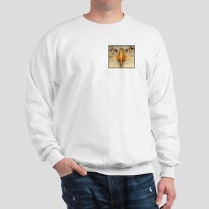 24/7/365 Proud American Eagle Sweatshirt