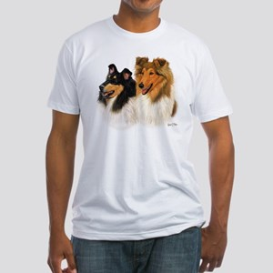 Double Rough Collie T-Shirt