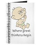 Baby Genius Journal