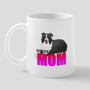 Border Collie Mom Mug