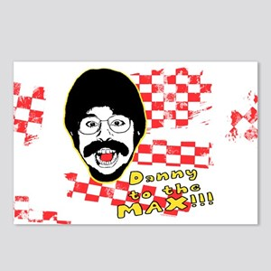 Danny to the Max Postcards (Package of 8)