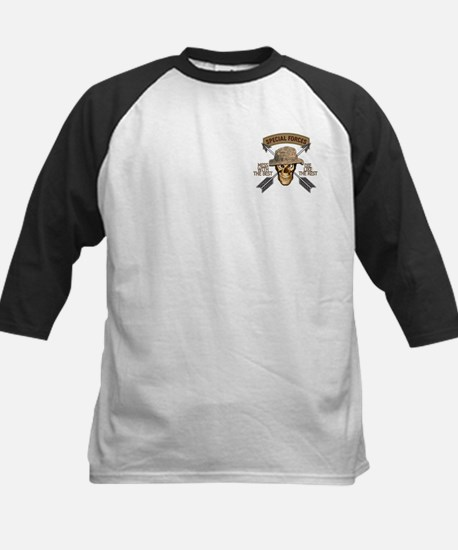 SF Mess With the Best Kids Baseball Jersey