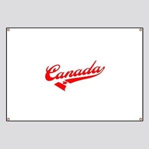 Oh Canada Banner