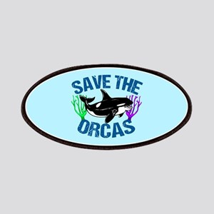 Save the Orcas Patch