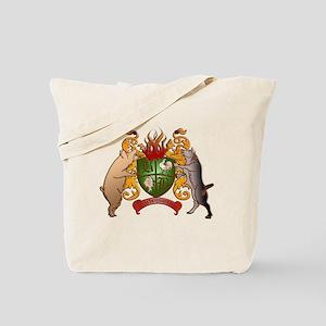 Barbequarians Tote Bag