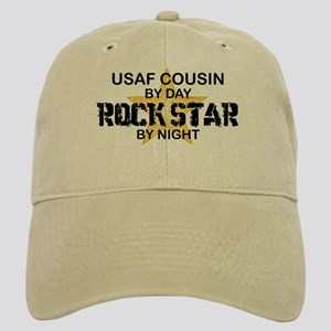 USAF Cousin Rock Star by Night Cap