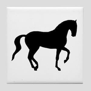 Piaffe Horse Tile Coaster