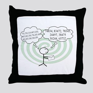 OCCUPATIONS MISC Throw Pillow