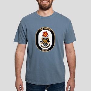 USS Sentry MCM-3 Navy Ship T-Shirt