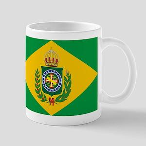 Empire of Brazil - Bandeira do Império d Mugs